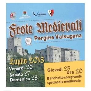 Feste Medievali Pergine